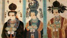 中国古代服饰的等级观念问题