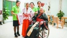 包粽子穿汉服......南京大量社区组织活动迎端午