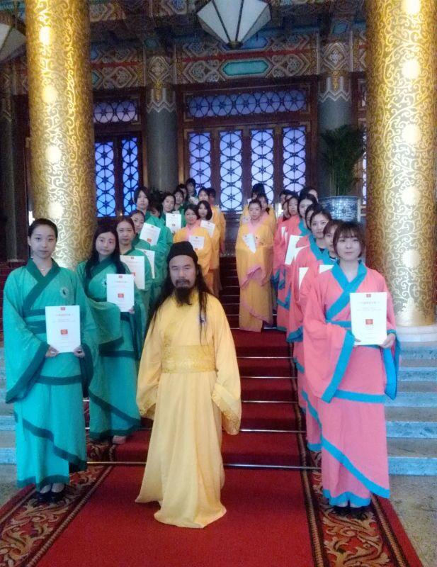 中华礼乐大典暨世界汉文化博览会在京举行-图片1