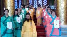 中华礼乐大典暨世界汉文化博览会在京举行