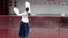 [视频]礼仪之邦 张掖中学古风汉服舞蹈