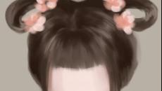 古代女子发髻