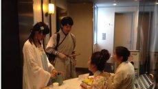 日本汉服会举行'七夕'活动 中日友人共享传统文化