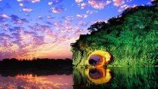 """两江四湖中秋将再现""""千盏花灯""""奇观 市民、游客可赏花灯、猜灯谜、制作花灯了解汉服文化"""