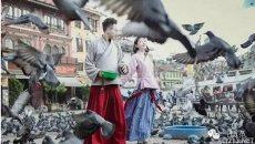 比日本人的和服、洋人的西装更美的,是中国人的汉服