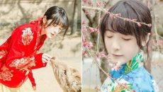汉服之花:这个姑娘用镜头惊艳了岁月
