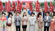 汉服文化周如约而至 西塘衣食住行的正确打开方式!