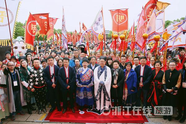 千年汉服与千年古镇再次相遇 第四届西塘汉服节开启文化盛宴-图片1