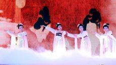 中国之美总决赛开启 陕西高校学生展现汉服之美