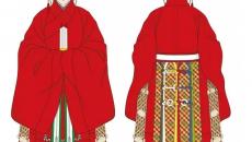 图说明代宫廷服饰——皇帝皮弁服和通天冠服