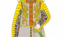 图说明代宫廷服饰——皇帝戎服