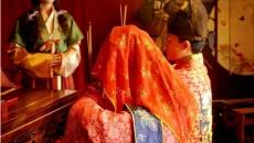 中国古代新娘陪嫁嫁妆!