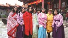 马来西亚华裔青少年感受中华传统文化艺术魅力