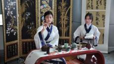 岭南汉服2017年首次亲子茶礼公益体验课召集