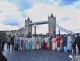 穿汉服,过新年,伦敦汉服乐舞活动报道
