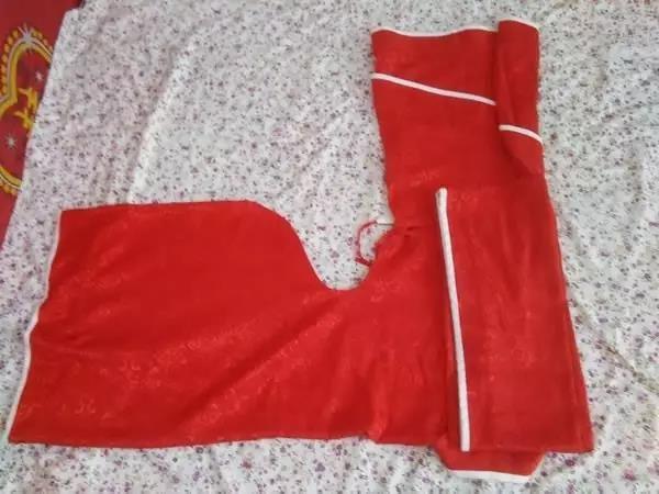 第五步:折袖子