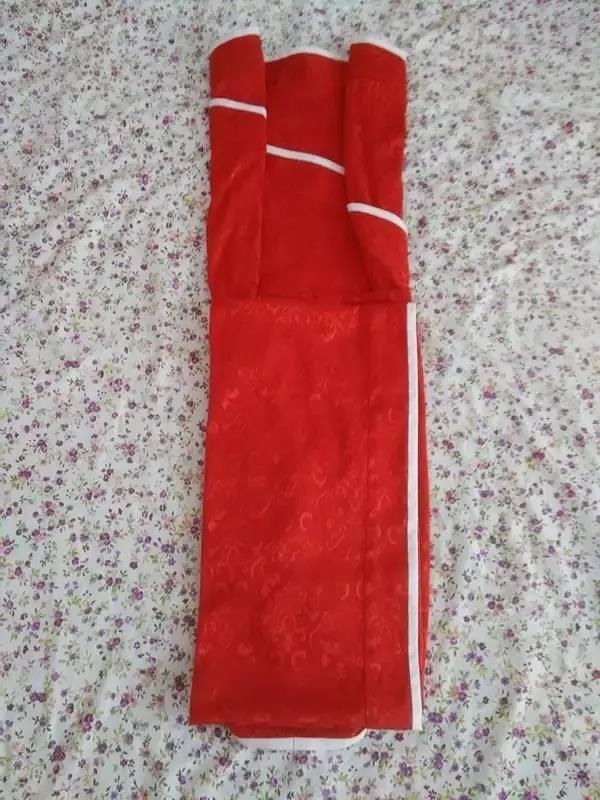 第六步:折另一边的袖子