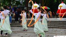 增城白水寨2017三八妇女节活动:汉服之魅诗意迎春活动