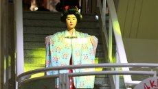 传统文化进商圈 汉服亮相美罗城