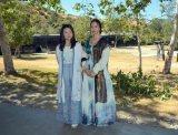 美华人新时尚 穿汉服拥古典生活