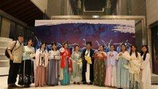 《国风》天桥艺术中心上演 汉服美女们齐亮相