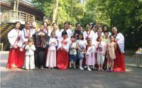 穿汉服、唱楚辞…珠海市民复原传统端午习俗