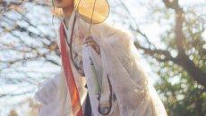 徐娇穿汉服的中国风被质疑模仿日本,她的一席话让无数网友怒赞