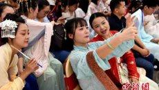 2017海上丝绸之路汉服文化节启幕