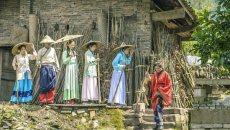 普光人的汉服文化