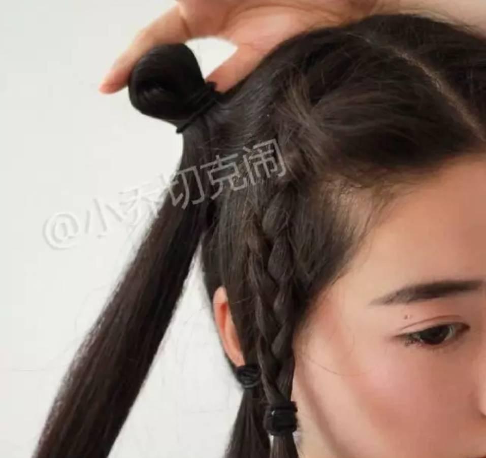 什么汉服发型适合簪子分享展示