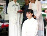 兰州汉服雅集会举行了传统笄礼公益活动