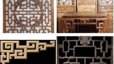 中国古代家具上的图纹有寓意