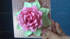 莲花灯制作折法步骤图解