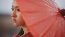 【汉服美图】一袭红衣似火妖娆