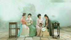 古代女子裙装演化的历史