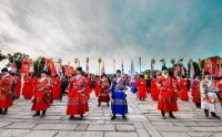 西塘汉服文化周本周末再度上演