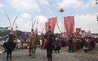 汉服同袍齐聚第五届西塘汉服文化周 共筑传统文化复兴梦