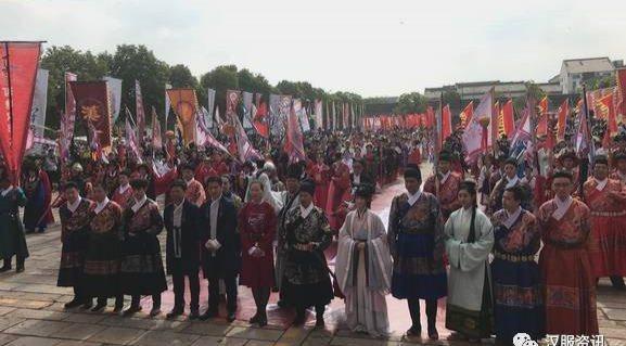 3.5万汉服同袍齐聚第五届西塘汉服文化周 共筑传统文化复兴梦