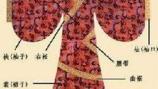 汉服四大基本形制——衣裳制、深衣制、袍服制、襦裙制