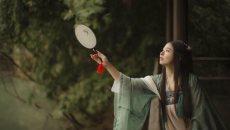 汉服配饰——扇子的文化