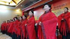 万名女性《礼仪之邦》汉服手语舞将在淮阳登场