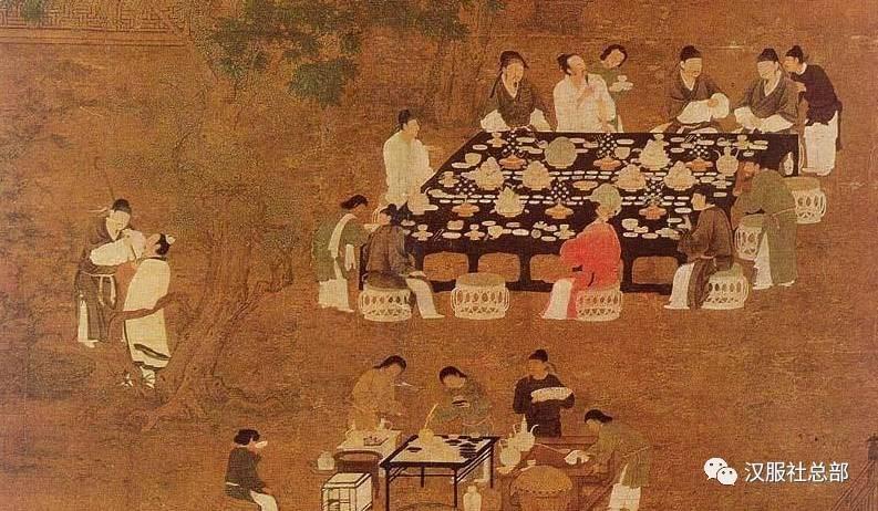 中国古代饮食礼仪
