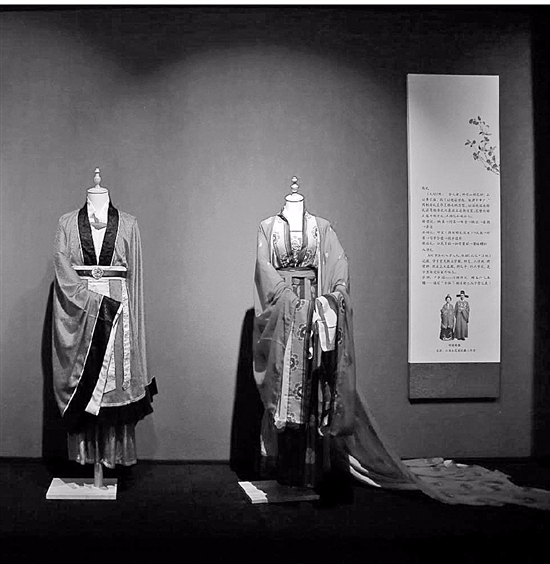 """汉服展值得一看:""""纨绔""""是什么裤子 """"巾帼""""是何种饰品-图片2"""