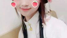 汉服头饰教程——樱花/桃花