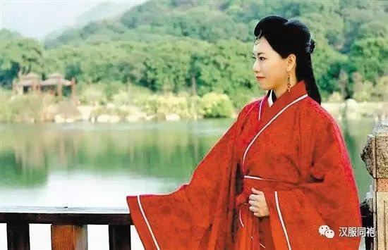 广州汉服文化促进会创始人、会长梁佩瑜