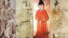 唐代女性的男裝