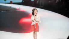 初立汉服童装亮相广东时装周—文化熏陶从小做起