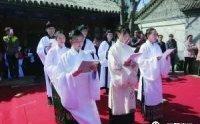 复兴之美汉服归来 谁在传承传统服饰文化?