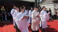 中学校园:汉服复兴的传习之地