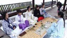【茶道】汉服与茶道礼仪